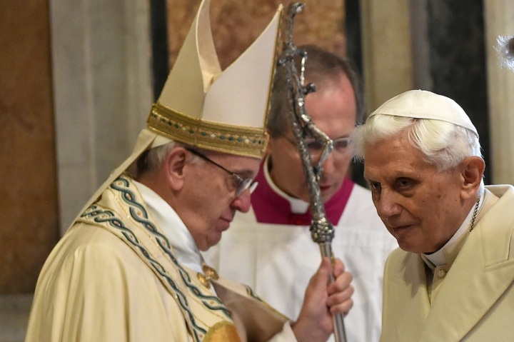 VATICAN-JUBILEE-HOLY YEAR-POPE