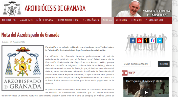 Granada-Statement