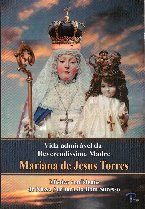 madre mariana de jesus torres site