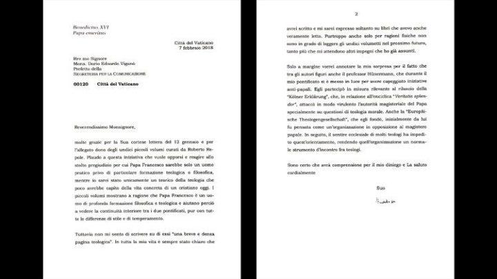 lettera completa