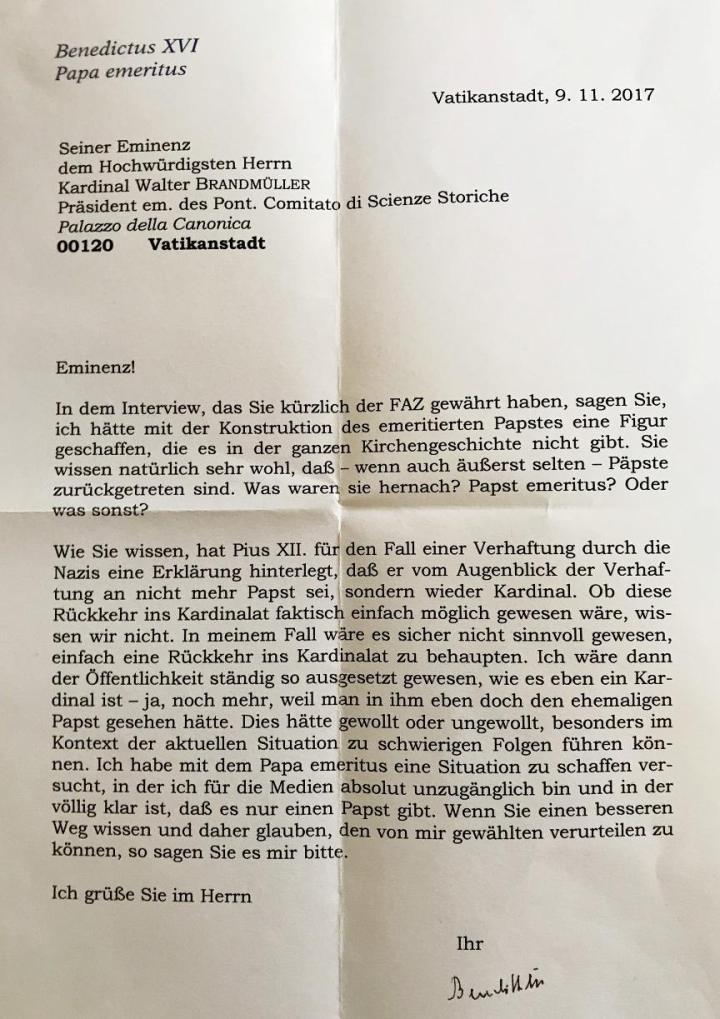lettera brandmuller