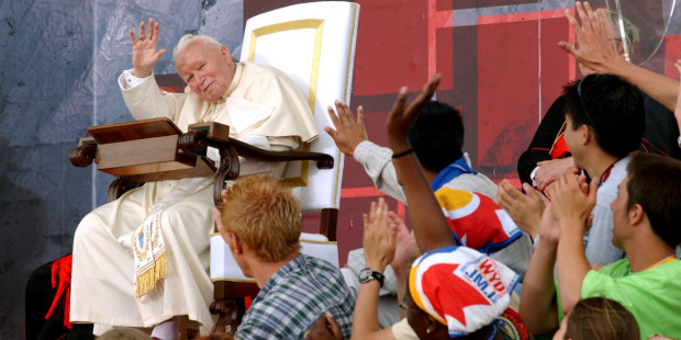 web3-saint-pope-john-paul-ii-world-youth-day-young-people-arturo-mari-vatican-pool-afp
