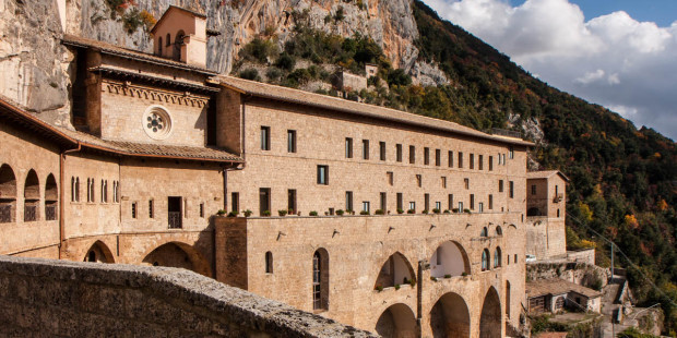 web3-saint-benedict-abbey-subiaco-nowaczyk-shutterstock