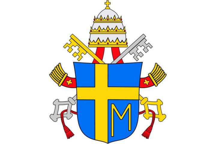 web-john-paul-ii-coat-arms-marian-cross-magul-cc-by-sa-3.0