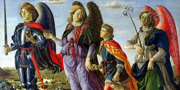 web-saint-sep-29-the-holy-archangels-public-domain