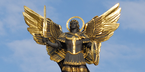 web3-saint-micheal-archangel-dervish-candela