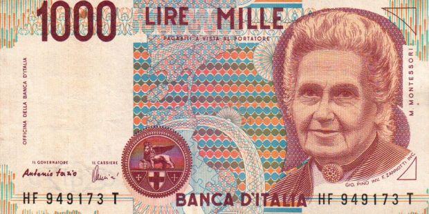 montessori-1000-lire