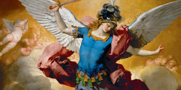 web-saint-may-08-the-apparition-of-saint-michael-the-archangel-public-domain